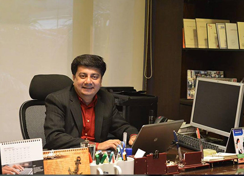 Dr. Imran Batada joins IoBM as Chief Technology Officer and Director Center of Information Technology